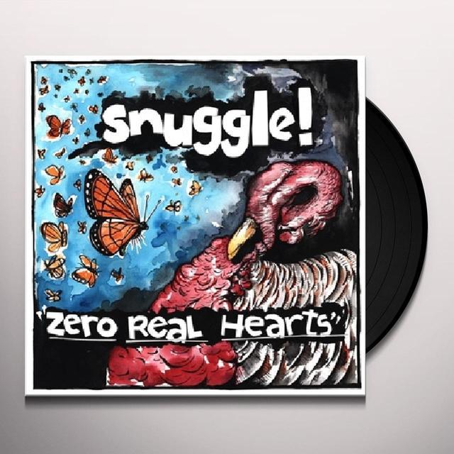 Snuggle ZERO REAL HEARTS Vinyl Record