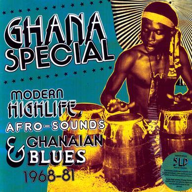 GHANA SPECIAL: MODERN HIGHLIFE AFRO-SOUNDS / VAR Vinyl Record