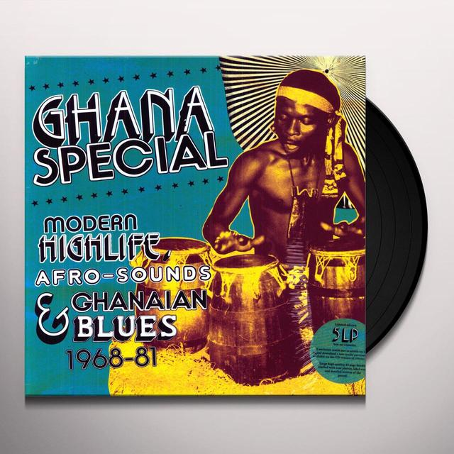 GHANA SPECIAL: MODERN HIGHLIFE AFRO-SOUNDS / VAR Vinyl Record