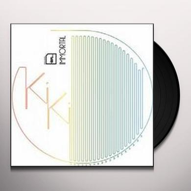Kiki IMMORTAL Vinyl Record