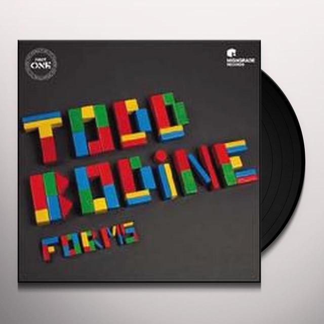 Todd Bodine FORMS 1 (EP) Vinyl Record