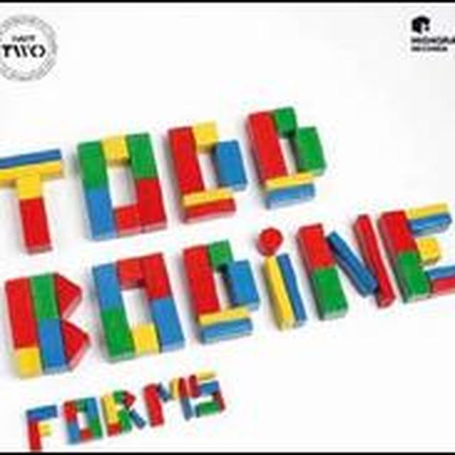 Todd Bodine FORMS 2 Vinyl Record