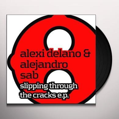 Alexi Delano / Alejandro Sab SLIPPING THROUGH THE CRACKS Vinyl Record