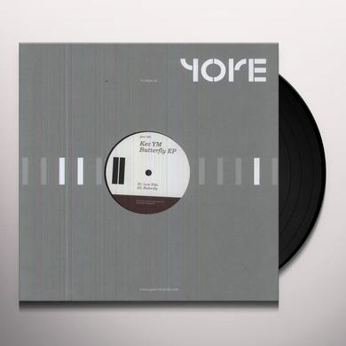 Kez Ym BUTTERFLY Vinyl Record