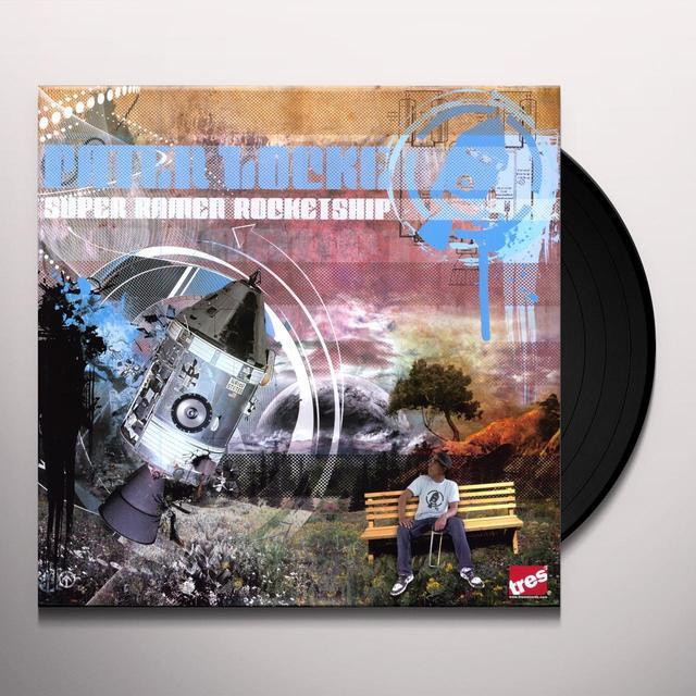 Paten Locke SUPER RAMEN ROCKETSHIP Vinyl Record