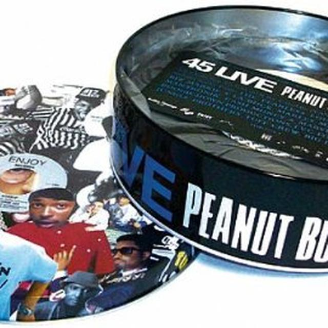 Peanut Butter Wolf 45 LIVE BOX SET (BOX) Vinyl Record