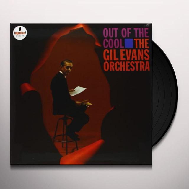 Gil Evans OUT OF THE COOL Vinyl Record