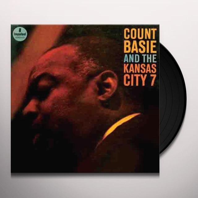 COUNT BASIE & THE KANSAS CITY Vinyl Record