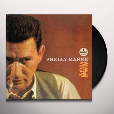 Shelly Manne 2 3 4 Vinyl Record