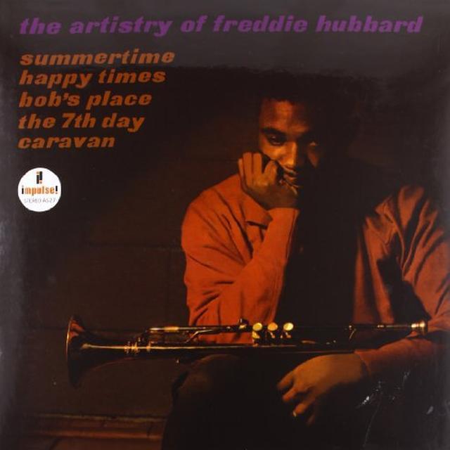 ARTISTRY OF FREDDIE HUBBARD Vinyl Record
