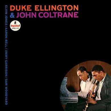 Duke Ellington / John Coltrane DUKE ELLINGTON & JOHN COLTRANE Vinyl Record