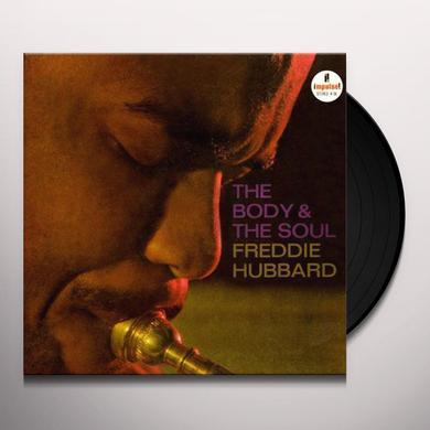 Freddie Hubbard BOBY & THE SOUL Vinyl Record