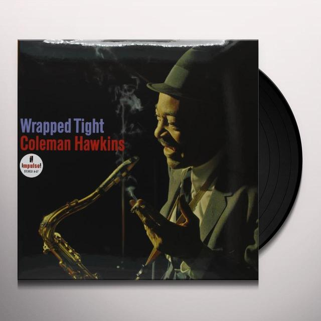 Coleman Hawkins WRAPPED TIGHT Vinyl Record