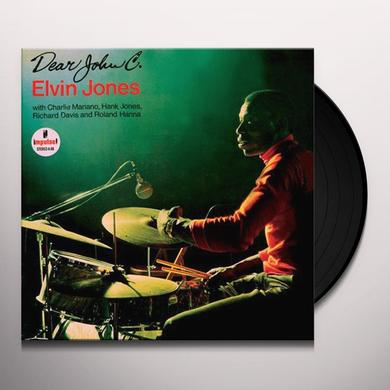 Elvin Jones DEAR JOHN C Vinyl Record
