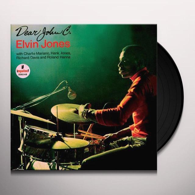 Elvin Jones DEAR JOHN C Vinyl Record
