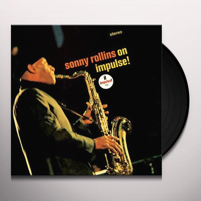 Sonny Rollins ON IMPULSE Vinyl Record