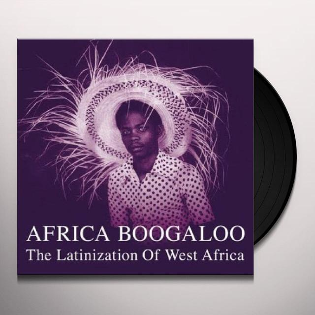 AFRICA BOOGALOO: LATINIZATION OF WEST AFRICA / VAR Vinyl Record