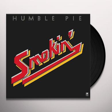 Humble Pie SMOKIN Vinyl Record - 180 Gram Pressing