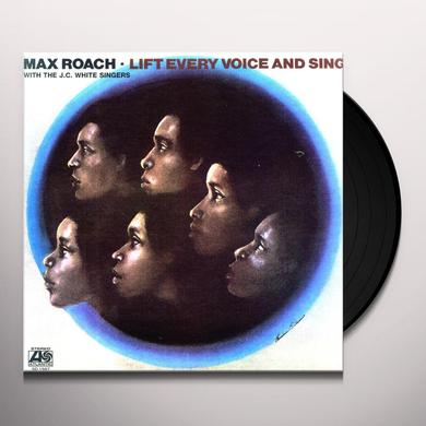 Max Roach LIFT EVERY VOICE & SING Vinyl Record