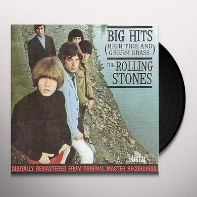 The Rolling Stones BIG HITS: HIGH TIDE & GREEN GRASS (DSD) Vinyl Record
