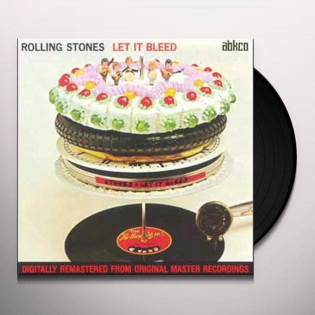 The Rolling Stones Let It Bleed Dsd Vinyl Record