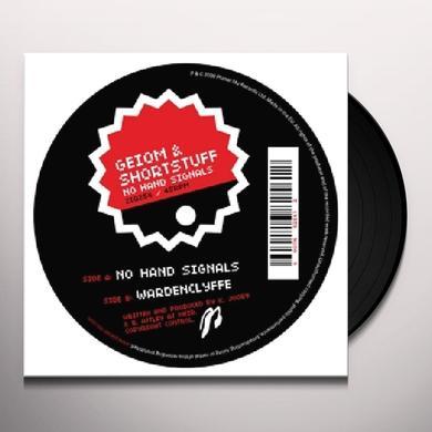 Geiom & Shortstuff NO HAND SIGNALS Vinyl Record
