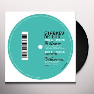 Starkey OK LUV Vinyl Record