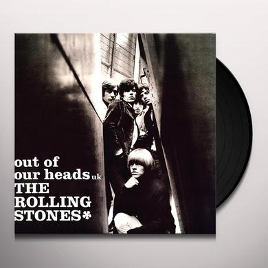 The Rolling Stones OUT OF OUR HEADS Vinyl Record