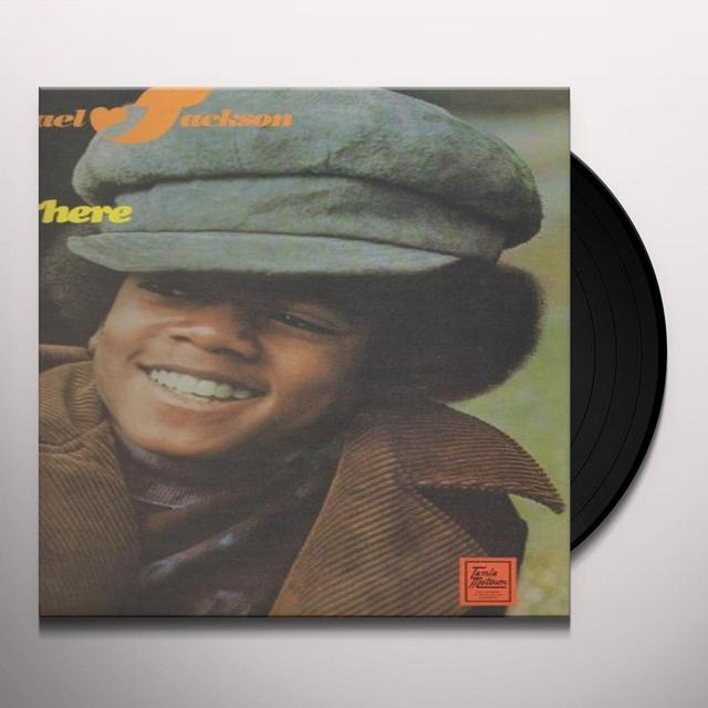Michael Jackson GOT TO BE THERE (REIS) (Vinyl)