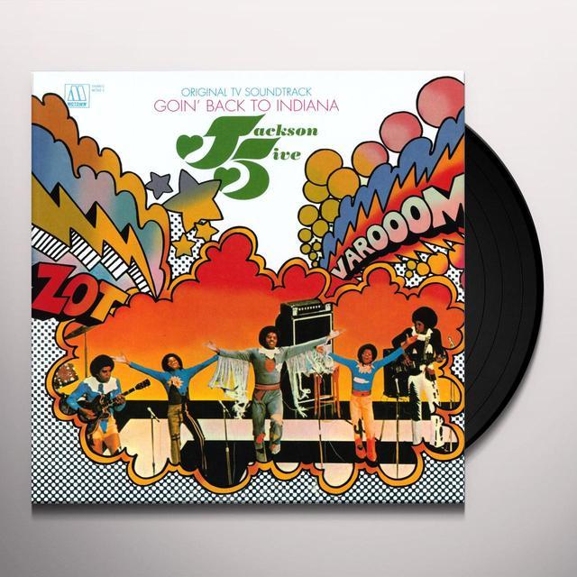 The Jackson 5 GOIN BACK TO INDIANA (REIS) (Vinyl)