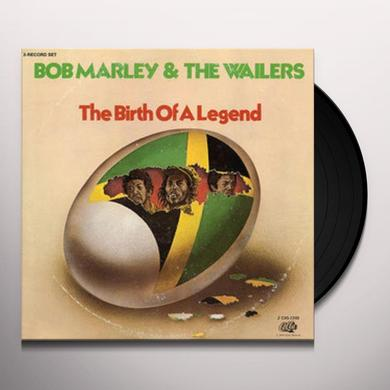 Bob Marley BIRTH OF A LEGEND Vinyl Record