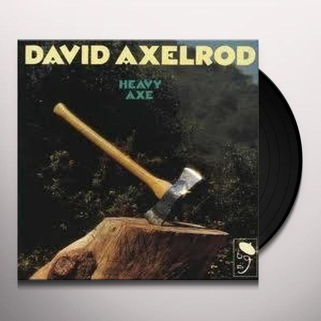 David Axelrod HEAVY AXE Vinyl Record