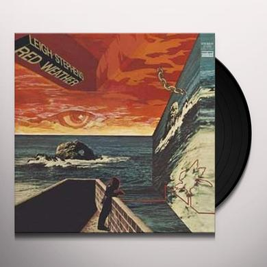 Leigh Stephens RED WEATHER Vinyl Record