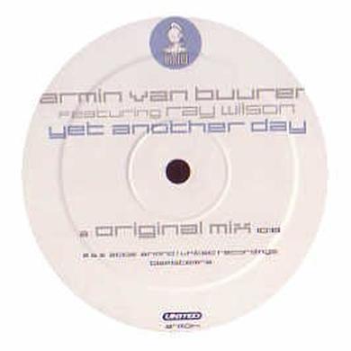 Armin Van Buuren / Ray Wil YET ANOTHER DAY Vinyl Record