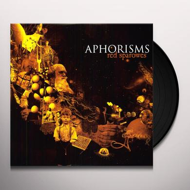Red Sparrowes APHORISMS (EP) Vinyl Record