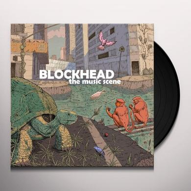 Blockhead MUSIC SCENE Vinyl Record