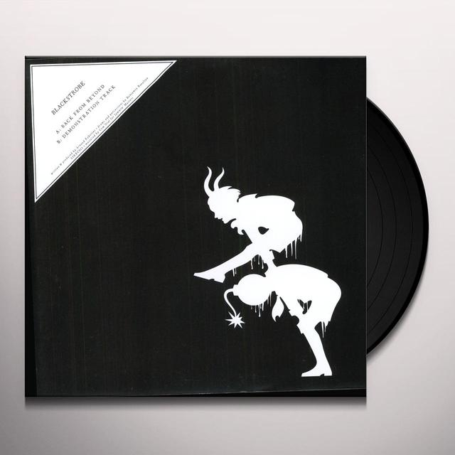 Black Strobe BACK FROM BEYOND Vinyl Record
