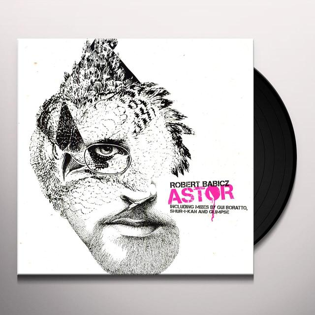 Robert Babicz ASTOR (EP) Vinyl Record