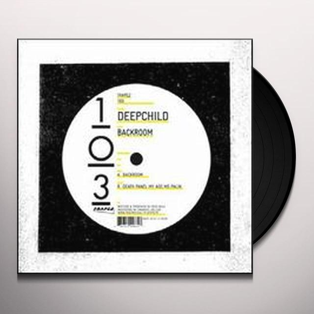 Deepchild BACKROOM (EP) Vinyl Record