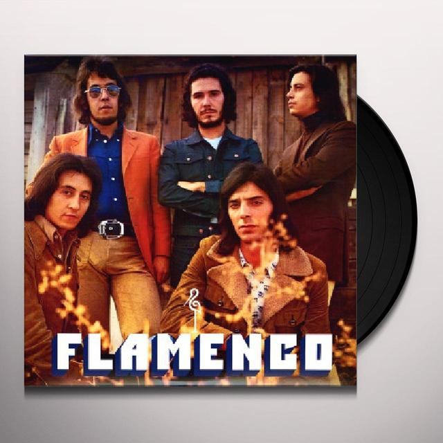 FLAMENCO Vinyl Record - Limited Edition, 180 Gram Pressing