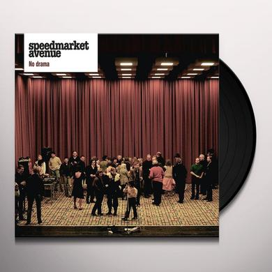 Speedmarket Avenue NO DRAMA Vinyl Record - Limited Edition