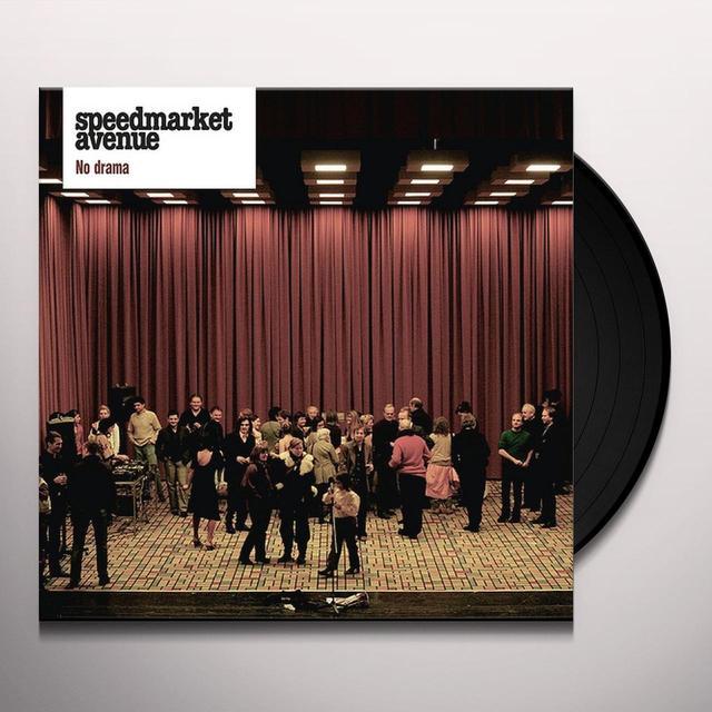 Speedmarket Avenue NO DRAMA Vinyl Record - Limited Edition