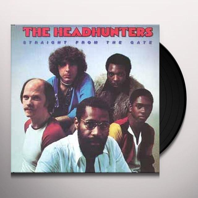 Headhunters STRAIGHT FROM THE GATE Vinyl Record