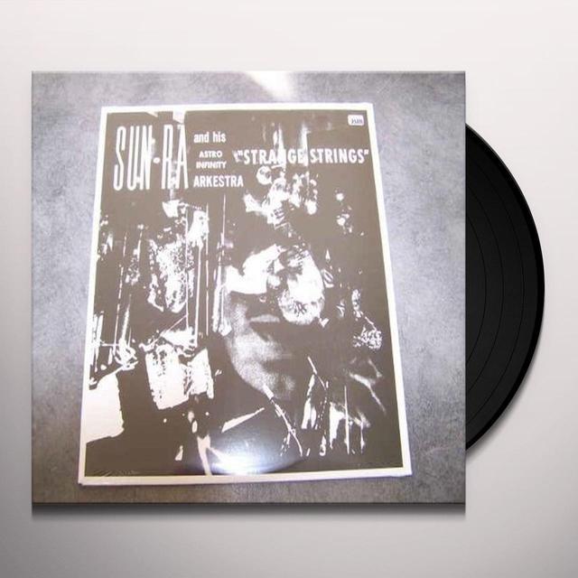 STRANGE STRINGS Vinyl Record