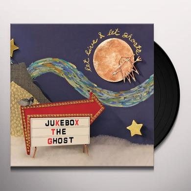 Jukebox The Ghost LET LIVE & LET GHOSTS Vinyl Record