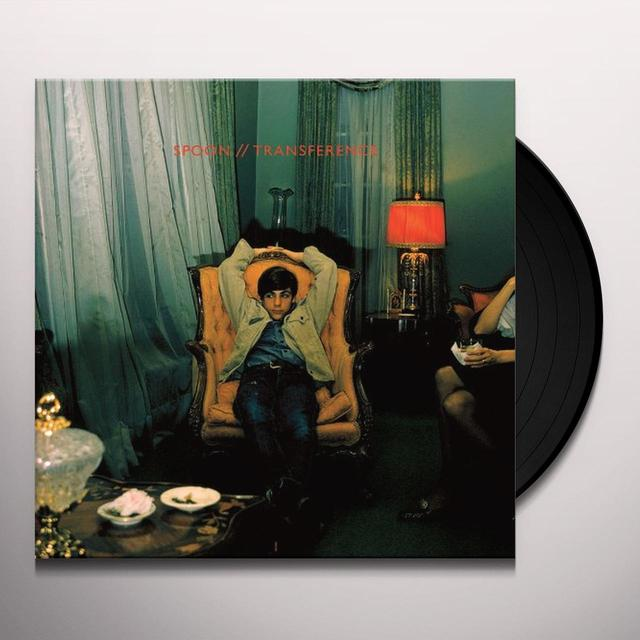 Spoon TRANSFERENCE Vinyl Record
