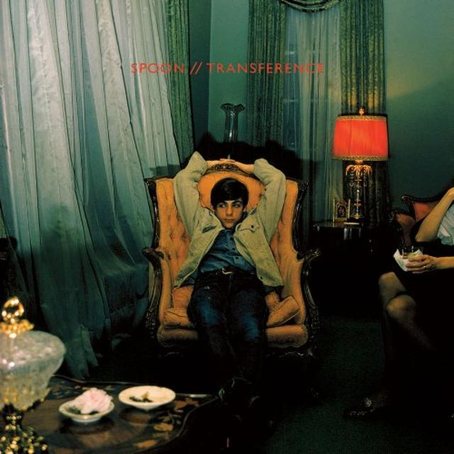 Spoon TRANSFERENCE Vinyl Record