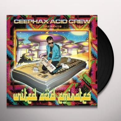CEEPHAX ACID CREW UNITED ACID EMIRATES Vinyl Record