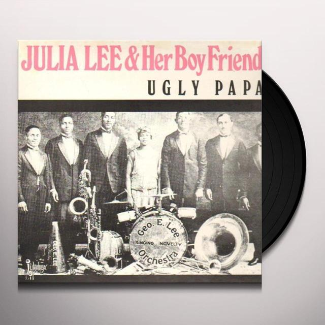 Julia Lee UGLY PAPA Vinyl Record