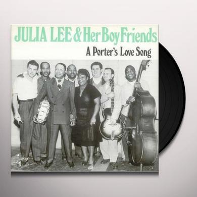 Julia Lee PORTER'S LOVE SONG Vinyl Record